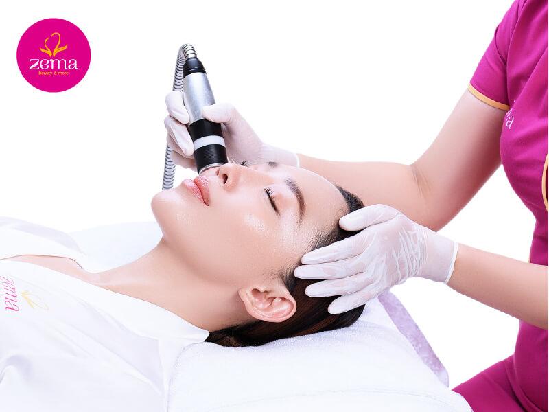 Lợi ích mà điện di collagen mang lại cho làn da