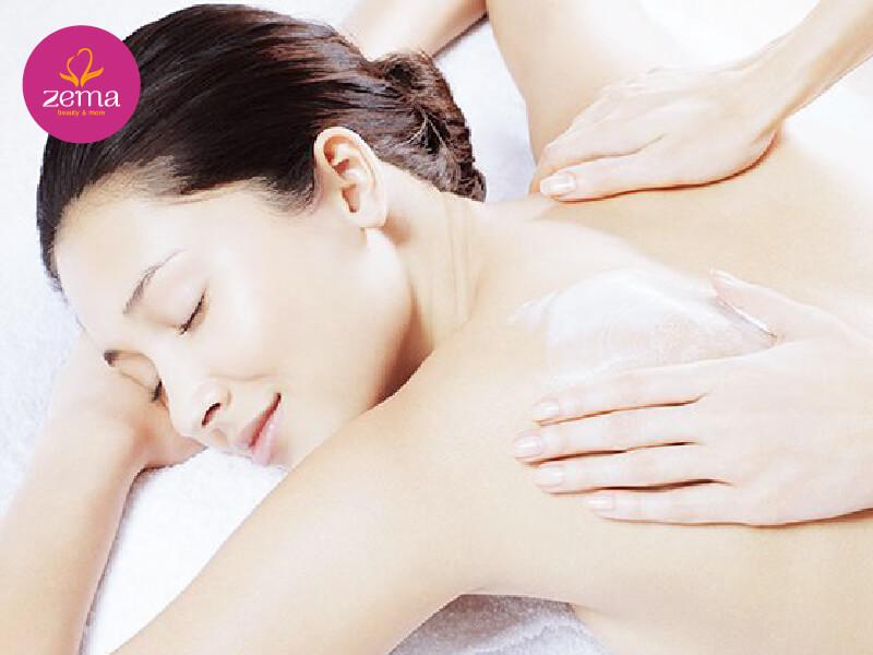 Tắm trắng body giúp bạn sở hữu vẻ đẹp hoàn hảo