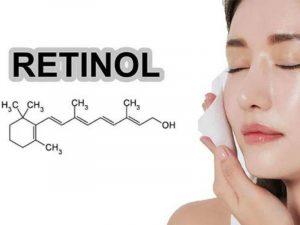 Retinol được chị em biết đến như một thành phần vàng cho việc chăm sóc da