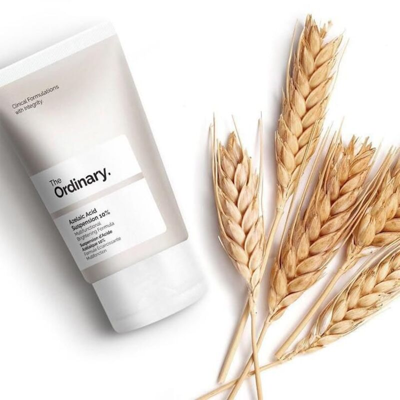 Axit azelaic có nhiều công dụng đối với làn da