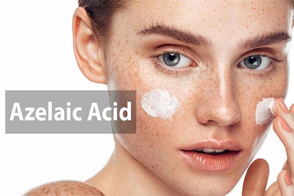 Azelaic acid: Khái niệm và công dụng đối với làn da