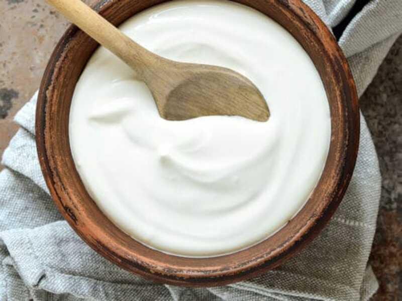 Sữa chua chứa nhiều lợi khuẩn có lợi
