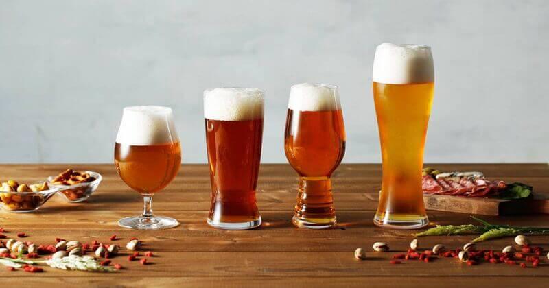 Để bia bay hơi hết trước khi sử dụng cho da